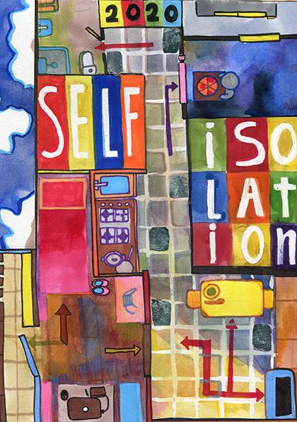 Self isolation 2020