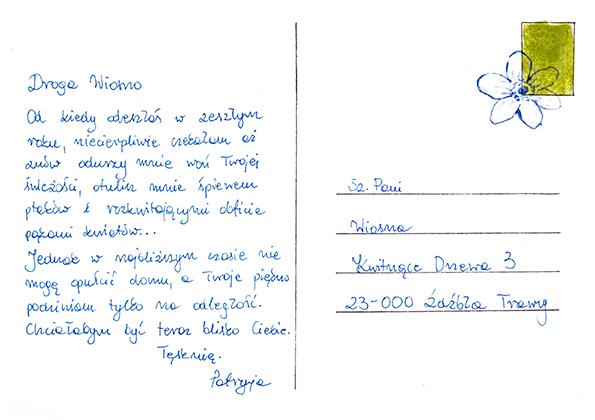 Pocztówka od Patrycja Kusińska