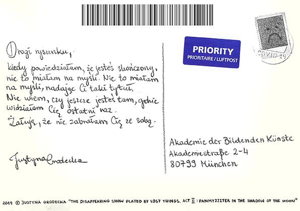 Pocztówka od Justyna Grodecka