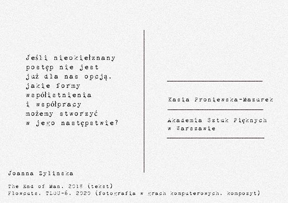 Pocztówka od Joanna Żylińska