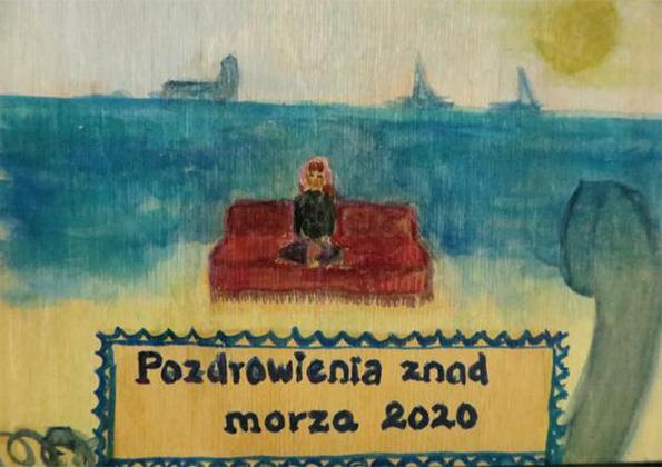 Pocztówka od Joanna Stępień