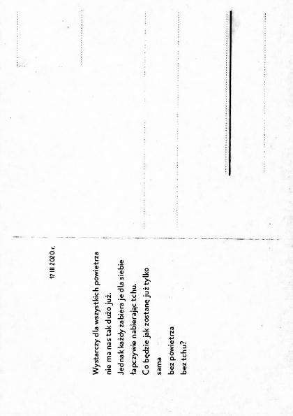 Pocztówka od Nastazja Ciupa