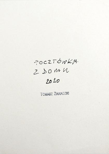 Pocztówka od Tomasz Zawadzki
