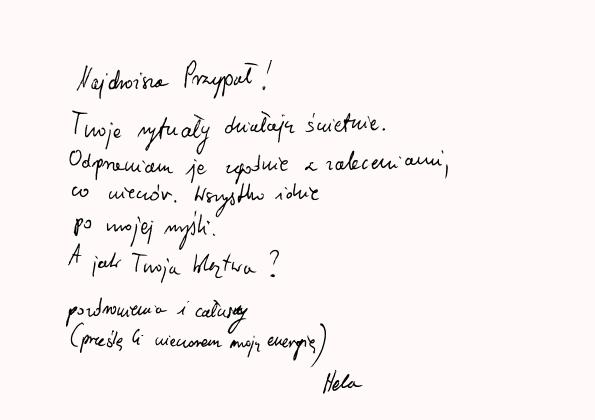 Pocztówka od Helena Stiasny