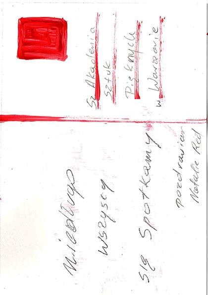 Pocztówka od Natalia Red