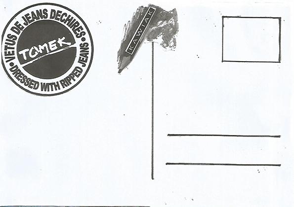 Pocztówka od Tomek Kawiak