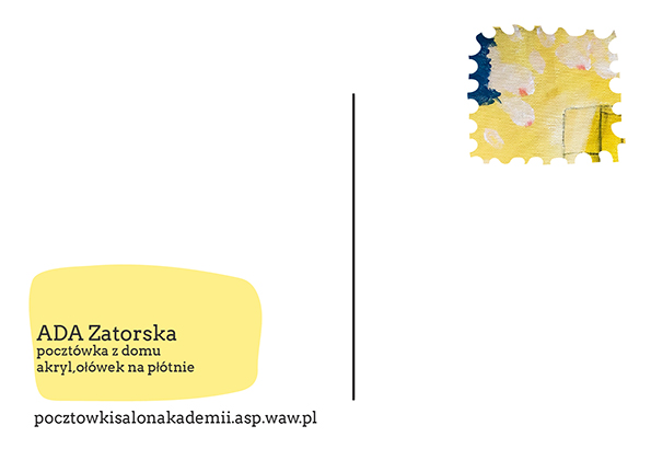 Pocztówka od Ada Zatorska