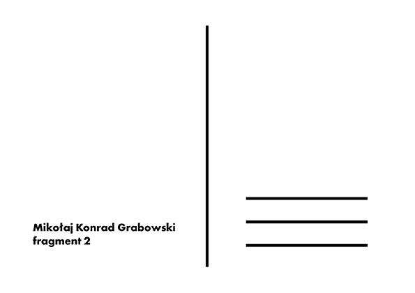 Pocztówka od Mikołaj Grabowski