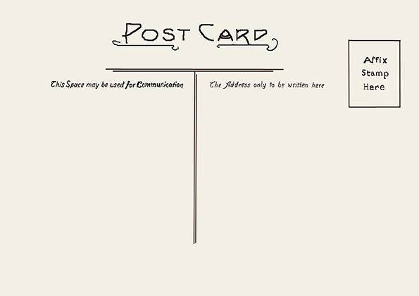 Pocztówka od Coralie von Schmidt