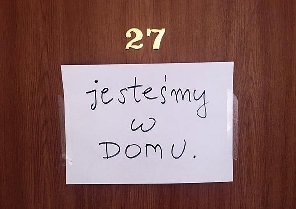 Pocztówka od Tomasz Gałązka