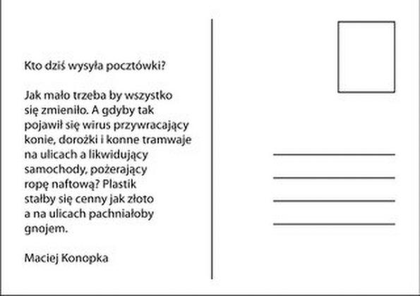 Pocztówka od Maciej Konopka