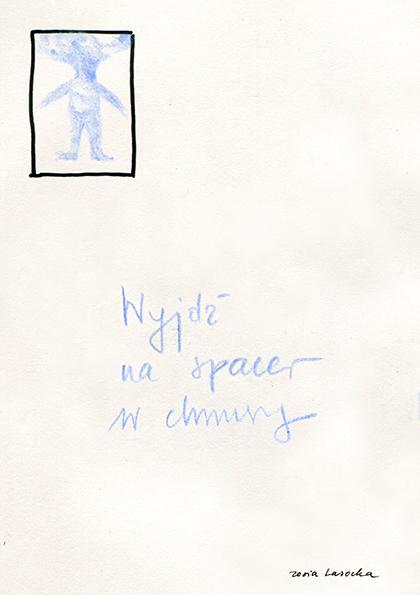 Pocztówka od Zofia Lasocka