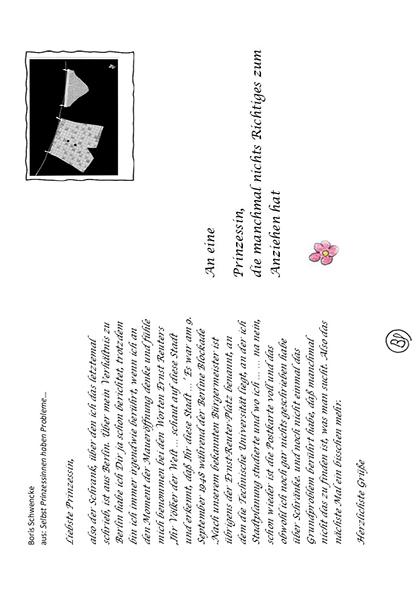 Pocztówka od Boris Schwencke