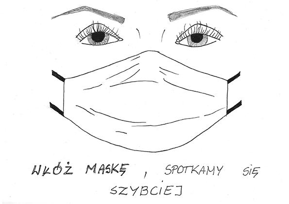 Pocztówka od Aleksandra Szlasa-Rokicka / Jan Jaworski-Brach