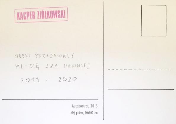 Pocztówka od Kacper Ziółkowski