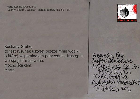 Pocztówka od Marta Konicki