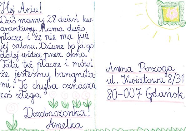 Pocztówka od Alicja Krzyżanowska